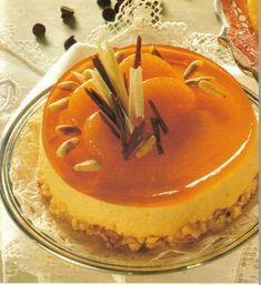 Greek Sweets, Greek Desserts, Greek Recipes, Jello Recipes, Sweets Recipes, Cake Recipes, Homemade Pie, My Best Recipe, How Sweet Eats