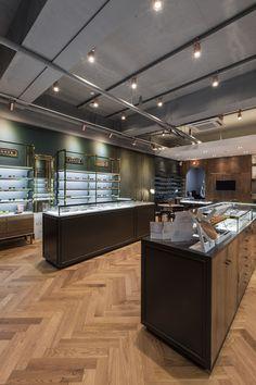 Eyewear Shop, Optical Shop, Shop Interiors, Store Design, Design Inspiration, Kitchen, Projects, Shopping, Home Decor