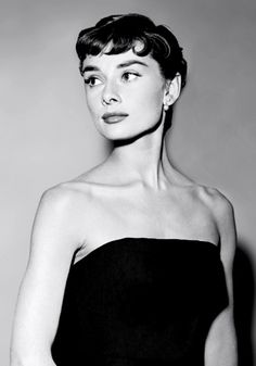 My one wish, be as beautiful as Audrey...