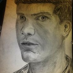 #AndrewScholz #RestlessRoad #RestlessRdMusic #AndrewPeterScholz #sketch Sketched Andrew Scholz of Restless Road!!!!! Restless Road Fan Art. RRFanArt Emily Greeson