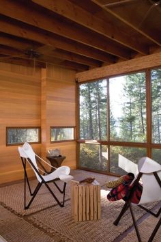 Cabin on Flathead Lake / Andersson Wise Architects (10)