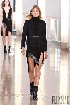 Anthony Vaccarello Fall-winter 2015-2016 - Ready-to-Wear