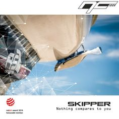 Did you know that Skipper NC 100s is a very fast power boat because of her innovative hull design with 4 steps which produce an air bubble film between the hull and water.   http://skipper-bsk.com/models/skipper-nc-100s/  Charis Merkatis  Marketing & sales  merkatis@skipper-bsk.com