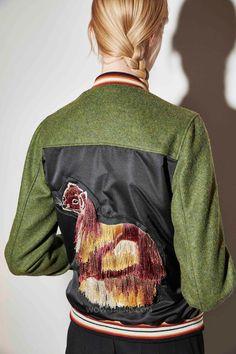 2017春夏 后背细节 - 女装趋势书籍 - WOW-TREND 热点趋势 women's fashion style - back details:Marc de Vincenzo