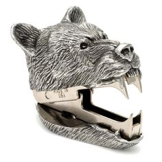 Bear's Growl Staple Remover by  Jac Zagoory Designs