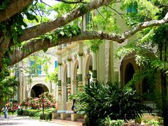 University of Puerto Rico, San Juan, Puerto Rico Where my mom earned her degree in Physical Therapy 40 years ago!