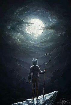 "Jack Frost da ""Le 5 leggende"""