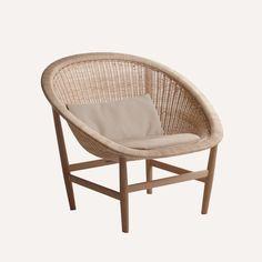 Kettal - Basket - Outdoor Basket armchair