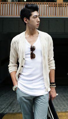 Men's Fashion - Spring   Raddest Looks On The Internet: http://www.raddestlooks.net