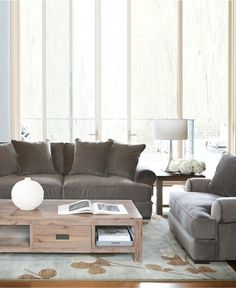 Robert Michael sectional. We just bought it and LOVE it!!! Most ...