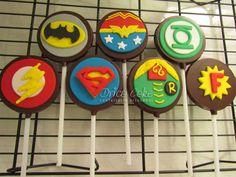 Drica Cake Confeitaria Artesanal: Vingadores