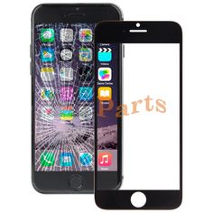 Apple iPhone 6 Plus Front Screen Outer Glass Lens(Black ) http://www.laimarket.com/apple-iphone-6-plus-front-screen-outer-glass-lensblack-p-3141.html