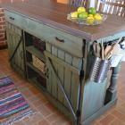 Ana White | Build a Farmhouse Kitchen Island & Bar Plans | Free and Easy DIY Project and Furniture Plans