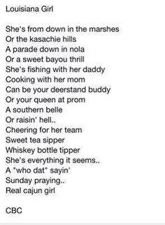 Louisiana Girl