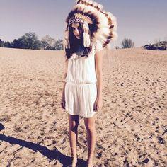 Das traumhafte Sommerkleid von @setfashion gibt es ab sofort bei uns. Jetzt bestellen auf kleidoo.de. #set #festival #dress #kleid #white #ootd