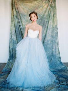 Ursa // Fairy tale wedding gown Wedding ball von Milamirabridal