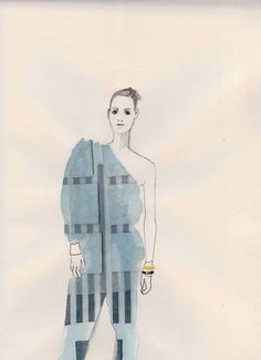+ Illustrations 2011: Fabulous fabrics - Daphne van den Heuvel