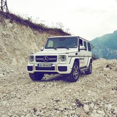 Cruising along the curvy roads that hug beautiful Lake Garda with the @mercedesamg G 63. On our way to meet up with mountain bike godfather @richieschley, the newest member of the AMG family. Photo by @wolejkowolejszo. __________ Read more at: http://benz.me/KXHxOpfV  Mercedes-AMG G 63 - Fuel consumption combined: 13.8 l/100 km | CO2 emission combined: 322 g/km  #MercedesBenz #MercedesAMG #AMGG63 #GClass #Rotwild #RichieSchley #adventuretravel #mountainbike #LakeGarda #RivaDelGarda #Italy