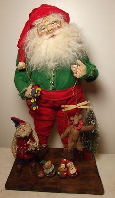 Kim Sweet Santa