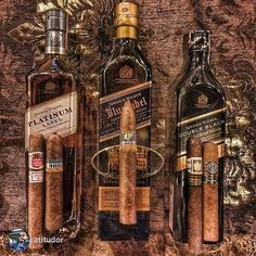 Whiskey & Cigars Gentleman's Essentials