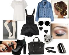 """""""City Chic"""" by taayllorr on Polyvore"""