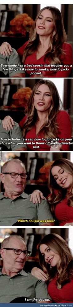 """23 Times Gloria From """"Modern Family"""" Made Us Burst Out Laughing All me lmfao Modern Family Gloria, Modern Family Funny, Modern Family Quotes, Tv Quotes, Movie Quotes, Funny Cute, Hilarious, Burst Out Laughing, Funny Memes"""