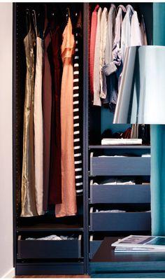 ikea pax wardrobe idea 1