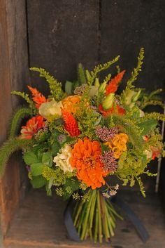 wildflower style rustic vintage bouquet wildflower