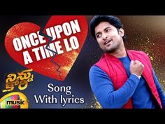 (22) Ninnu Kori Telugu Movie Songs | Once Upon A Time Lo Song With Lyrics | Nani | Nivetha Thomas - YouTube