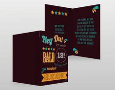 #Birthday #bash #geburtstag #selbstgestalten #selfmade #creativ #18 #party #girl #boy
