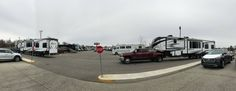 """Two happy customers leaving with brand new Heartland RVs Torque toy hauler"" - Goshen RV SuperCenter #ThatsMyHeartland"