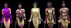 The best of Mileena from the Klassics to the current outfits Original Kitana/Jade models by TRDaz and blufan Original Picture and pos. The Best of Mileena Mortal Kombat 2, Mileena, Pokemon, Two Girls, Street Fighter, Video Games, Photoshop, Good Things, Deviantart