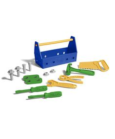 Take a look at this Blue Recycled Tool Set by Green Toys on #zulily today!
