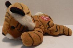 Bean Bag Friends by Collectors Choice Tiger