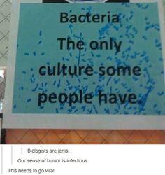 Biologist Humor #lol #haha #funny