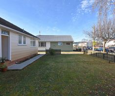 This comfortable Mosgiel property promises to be your forever home Open Plan Kitchen, New Kitchen, Day Room, Painted Walls, Wood Burner, New Carpet, Exterior Paint, Open House, Living Area