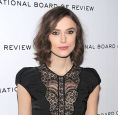 Long Bob - Keira Knightley