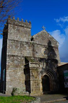 Mosteiro de São Pedro de Cête - Paredes http://www.myownportugal.com/portugal-florido/rota-romanico/