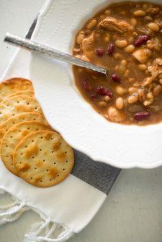 Easy Baked Bean Chili