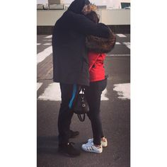 couple, goals and street image on We Heart It We Heart It Couple, Couple Hands, Cute Love Couple, Couple Goals, Cute Couples Goals, Girly Pictures, Cute Couple Pictures, Michael Kors Rhea Backpack, Pregnancy Goals