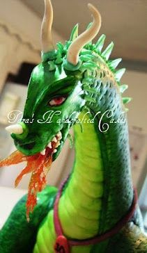 Dragon Wedding, Fantasy Cake, Sweet 16 Cakes, Dragon Cakes, Sculpted Cakes, Just Cakes, Fondant Figures, Cake Decorating Tips, Cupcake Cakes