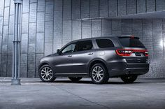 Dodge SUV Shoppers shouldn't miss the new 2014 Durango