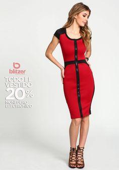 Aprovechen la #promoción en todos los #vestidos. #blitzer @eldoradoslp