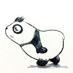 【一日一パンダ】 2015.3.20 戦艦武蔵が発見された形と現在発売されている 模型の形で違いがあるみたいだね。 これは実物が無かったので仕方がないけど ジャイアントパンダはシッポが黒ではなく 白なのは明確だから覚えておこう! #pandaJP