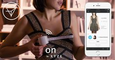 """""""On"""" the digital smart measuring tape that enables you to buy online with your right size. Order it: https://www.indiegogo.com/projects/on-smart-measuring-tape-to-shop-fashion-online"""