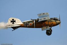 Original Albatros D. VA with a Ranger engine. Can be seen at Old Rhinebeck Aerodrome in Red Hook, NY.