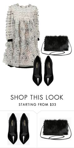"""""""Untitled #1113"""" by itsberlin ❤ liked on Polyvore featuring Yves Saint Laurent and Torrid"""