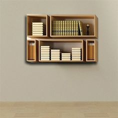 bookcasebookshelfbookshelves by WoodmadeCreation on Etsy
