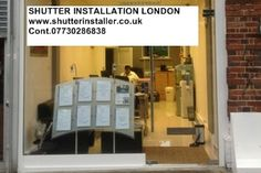 #TougnedShutterInstallerLondon SHUTTER INSTALLATION LONDON www.shutterinstaller.co.uk Cont.07730286838