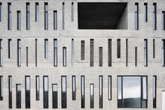 Gallery of Administration Building of the North Shanghai Gas Company in Jiading / Atelier Deshaus - 4